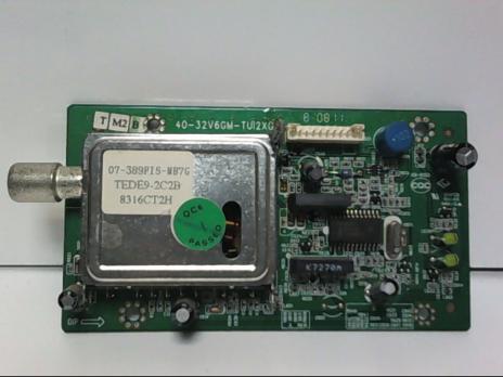 Tuner Board 40-32V6GM-TUI2XG  Thomson 32M71NH20, 40M71NH20