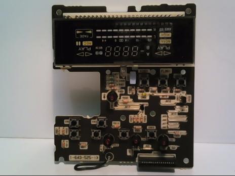 1-643-525-13 TC-D707 SONY