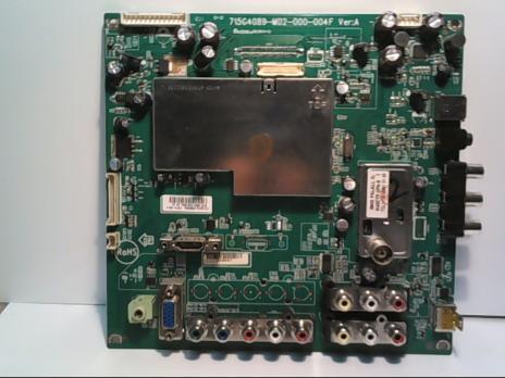 715G4089-M02-000-004F VER:A  HAIER LE22Z6