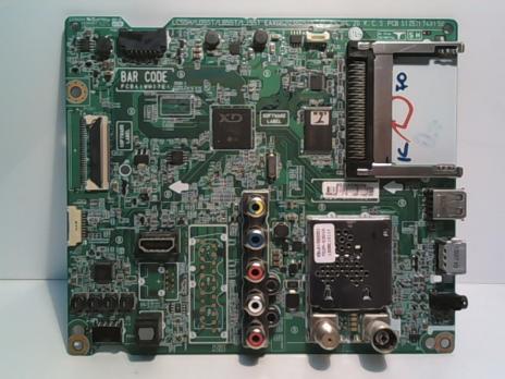 LC55H/LD55T/LB55T/LJ55T/ EAX66203805(1.2) NC320DUN VBBP3 LG 32LF564V-ZH