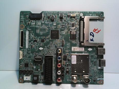 LC43B/LD43B/LB43T EAX65388006(1.0) LG