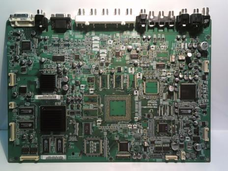 PCB-5040 ( MP4 ) MAIN PWB 7S250404 NEC PX-42VR5W